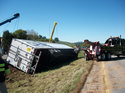 Towing and Recovery Company in Max Meadows, VA